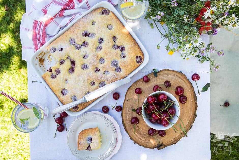 sour cherry pie from the Taste of Memories kitchen